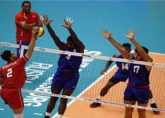 والیبال انتخابی المپیک توکیو؛ ایران برنده ماراتن والیبال مقابل کوبا